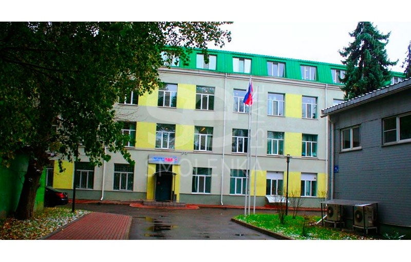 Rent Commercial building, Total area 4600 m2, 1 Floor, KHoroshevskoe sh 43Gs1, District KHoroshyevskiy