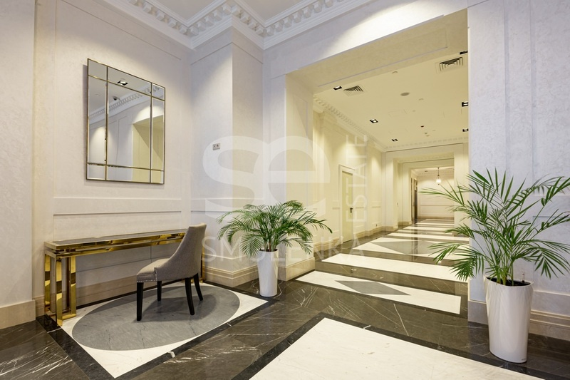 Sale Apartments, Total area 183.5 m2, 3 Floor, Residential Complex Mon Cher, YAkimanka B ul 1520