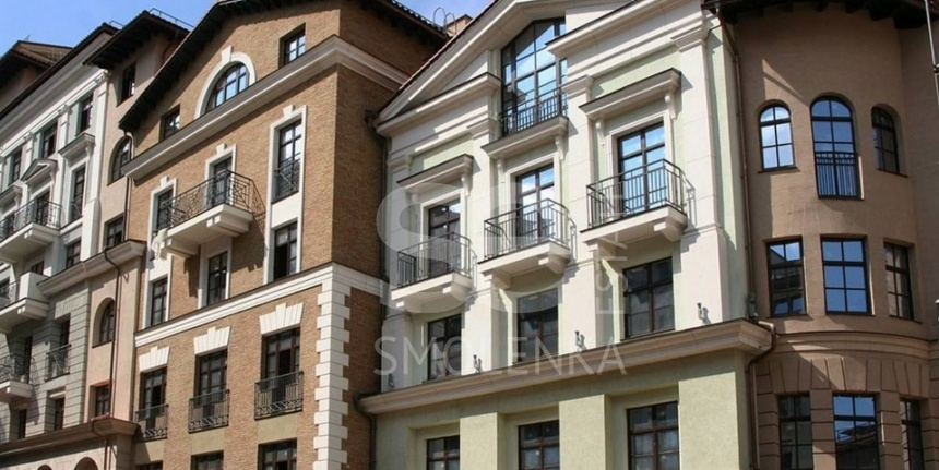 Sale Residential, Total area 60 m2, 3 Floor, Residential Complex Итальянский Квартал, Fadeeva ul 4