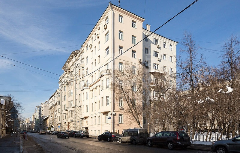 Sale Residential, Total area 237.4 m2, 3 Floor, Povarskaya ul 20