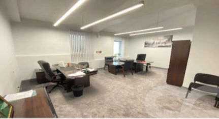 Rent Office, Total area 216 m2, 3 Floor, SHCHipok ul 926 str 3, District Zamoskvoreche