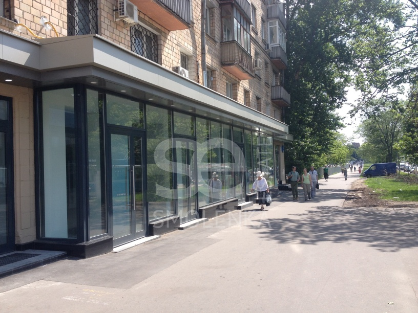 Sale Retail space, Total area 72 m2, 1 Floor, Nakhimovskiy prkt 40, District Akademicheskiy