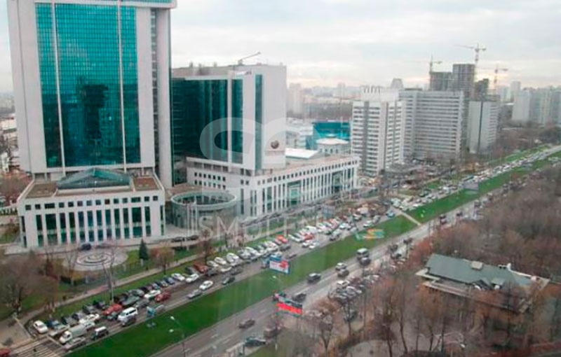 Rent Office, Total area 484.2 m2, 14 Floor, Vavilova ul 24k1, District Akademicheskiy