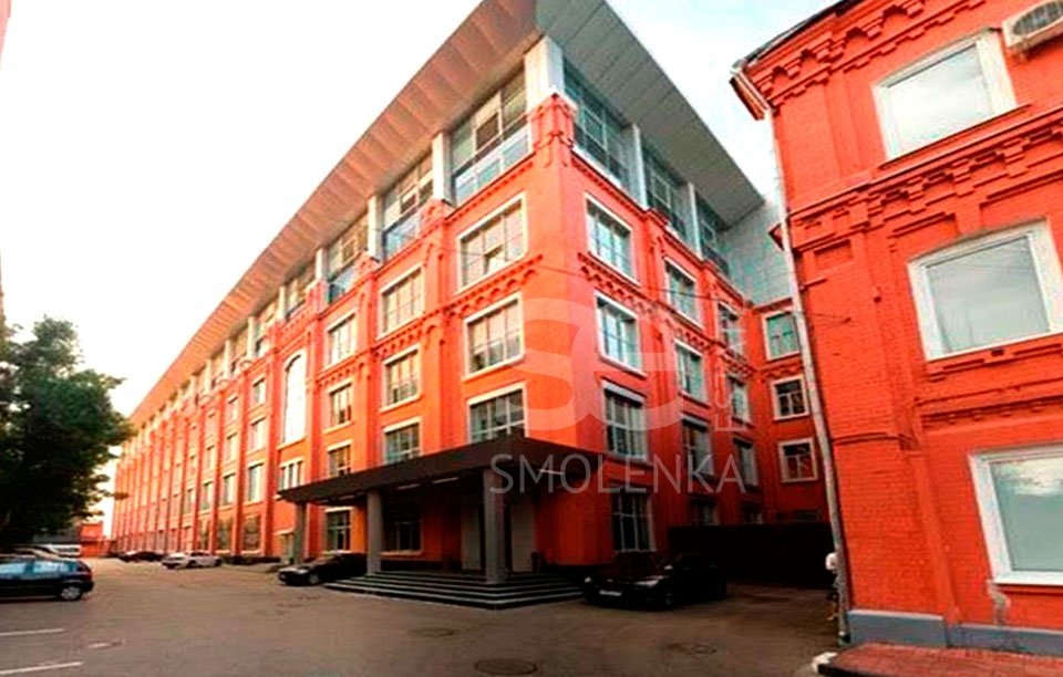 Rent Office, Total area 229.38 m2, 2 Floor, Luzhnetskaya nab 24 c4, District KHamovniki