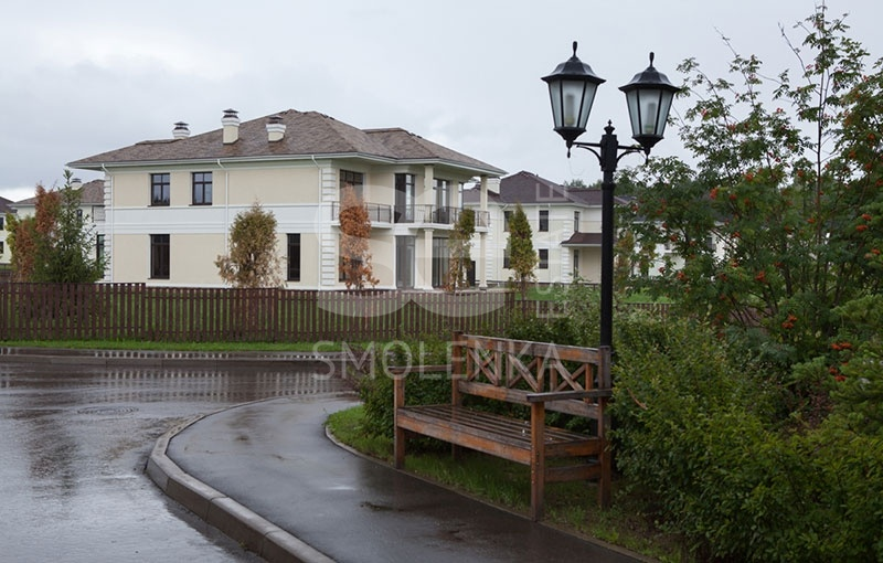 Sale House, Total area 556.7 m2, Cottage Village Лион, Рублево-Успенское, Land area 28 acres
