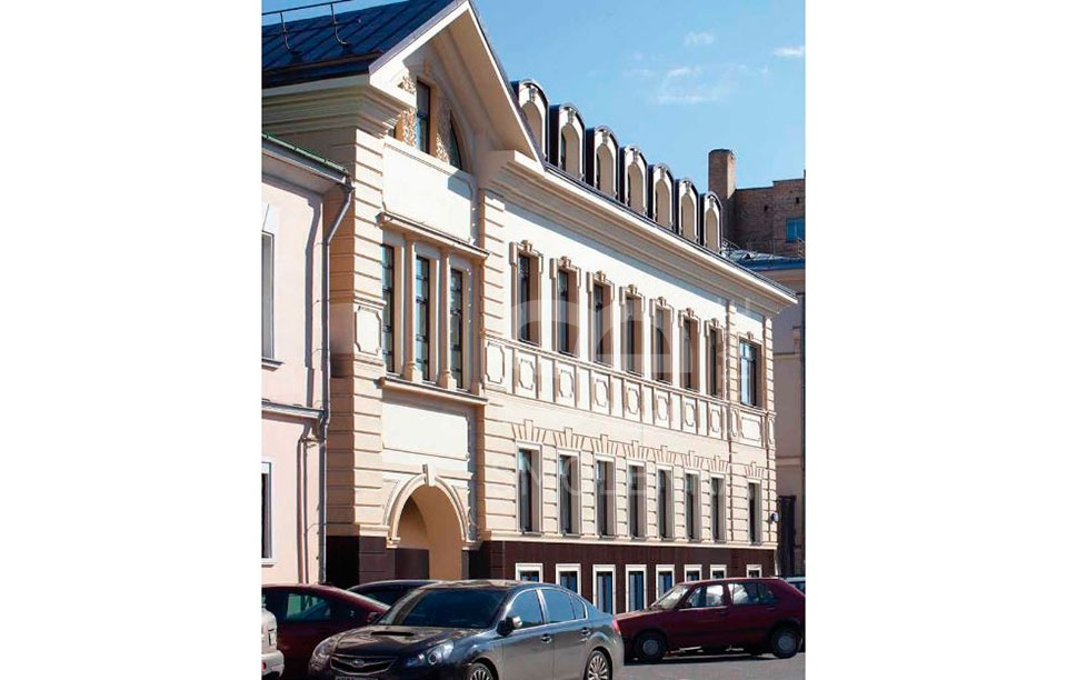 Sale Office, Total area 63 m2, 5 Floor, TSvetnoy br 26, District Meshchanskiy