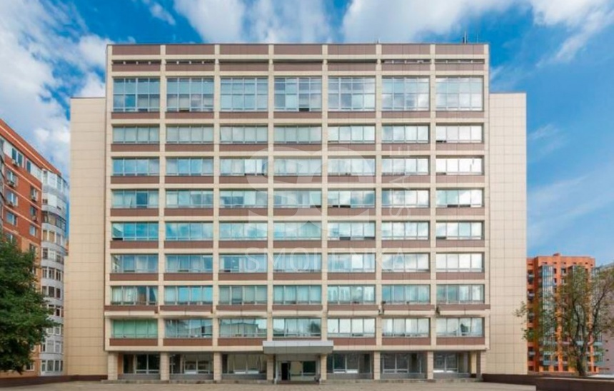 Rent Office, Total area 406 m2, 7 Floor, Presnenskiy Val ul 14, District Presnenskiy