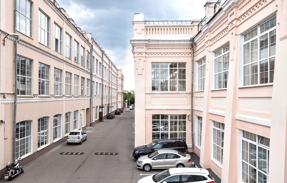 Rent Office, Total area 71.4 m2, -1 Floor, Vyatskaya ul 27 s7, District Savyelovskiy