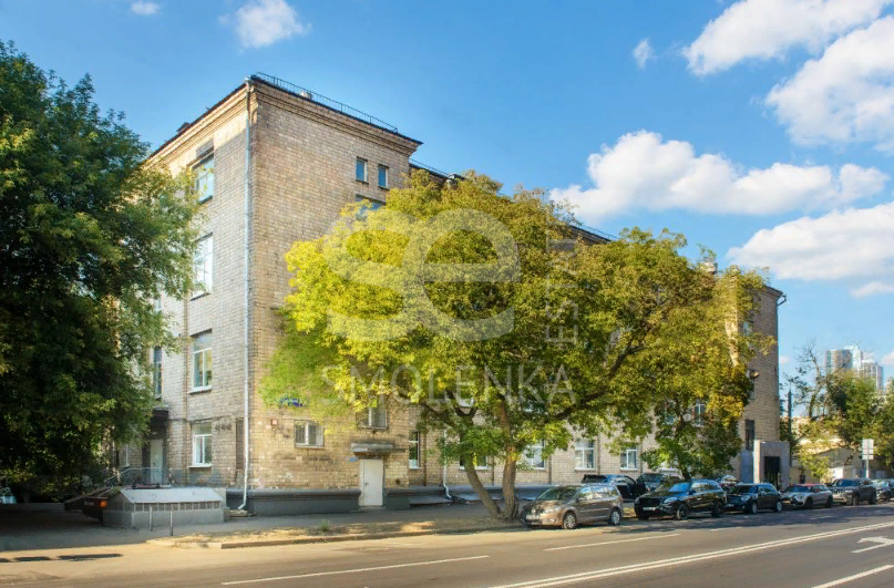 Rent Multi-purpose, Total area 940 m2, 4 Floor, Denisa Davydova ul 4, District Dorogomilovo