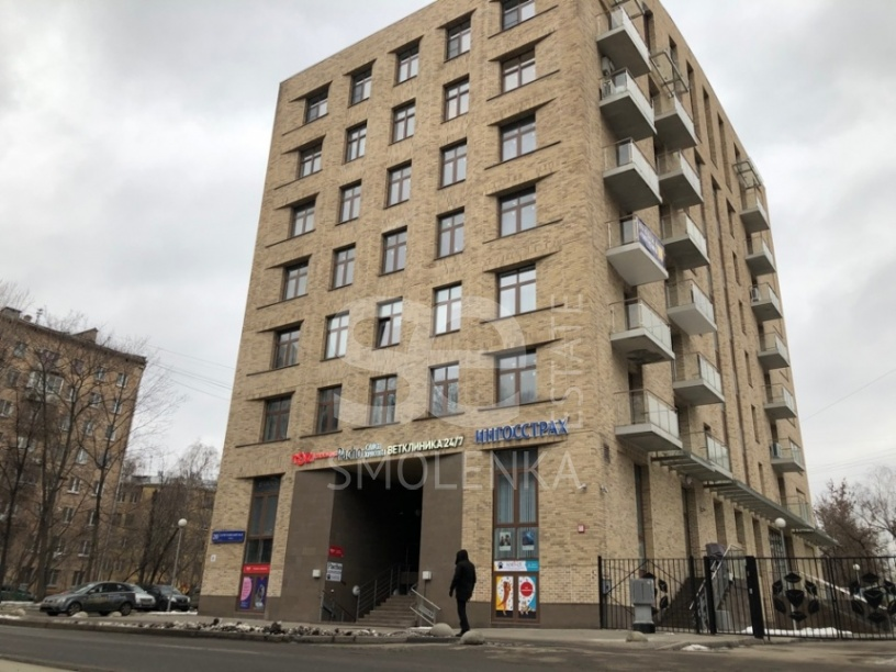 Rent Retail, Total area 120 m2, 1 Floor, Serpukhovskiy Val ul 20, District Danilovskiy rn