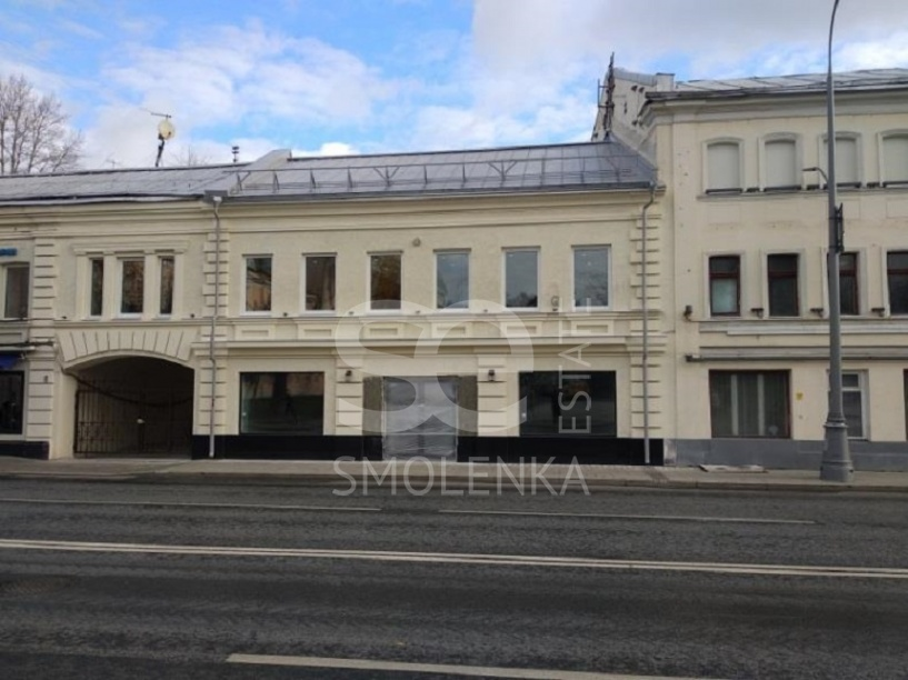 Sale Commercial building, Total area 459.3 m2, 1 Floor, Petrovka ul 34 str 1, District Tverskoy