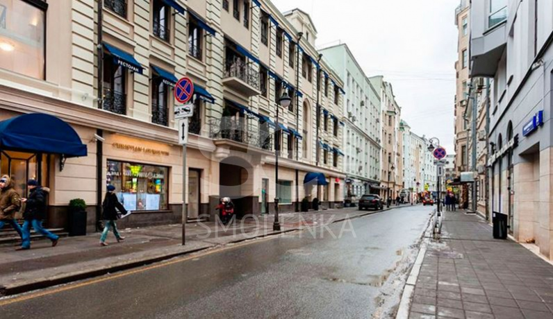 Sale Office, Total area 191.9 m2, 2 Floor, Bronnaya M ul 24s3, District Presnenskiy