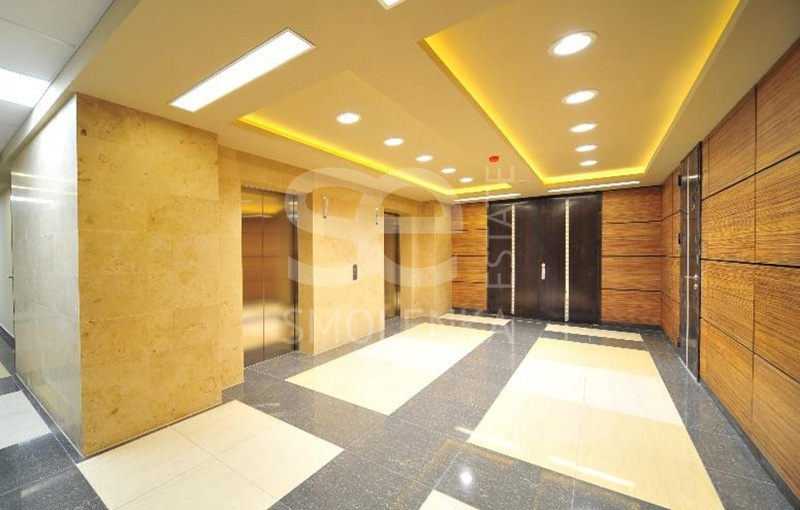 Rent Office, Total area 491.8 m2, 4 Floor, Minskaya ul 2zh, District Ramenki