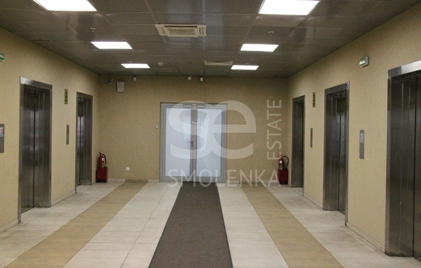 Rent Office, Total area 800 m2, 3 Floor, Andropova prkt 18 k5, District NagatinoSadovniki