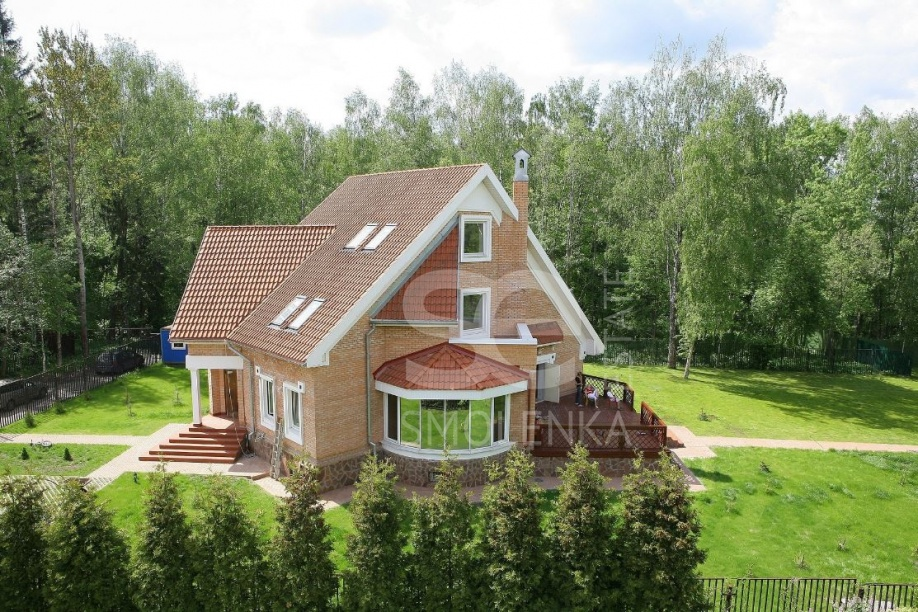 Sale House, Total area 550 m2, Cottage Village Лайково, Рублево-Успенское, Land area 50 acres