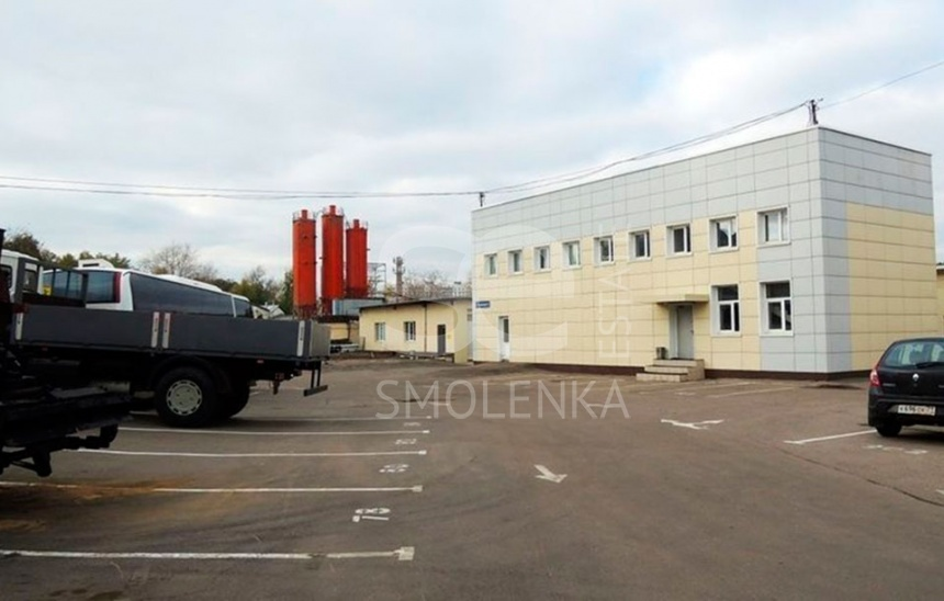 Sale Commercial building, Total area 6300 m2, 1 Floor, Aviamotornaya ul 5B, District Lefortovo rn, Land area 170 acres