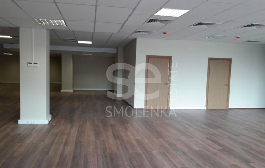Sale Office, Total area 353.4 m2, 2 Floor, Olimpiyskiy prkt 16 s5, District Meshchanskiy