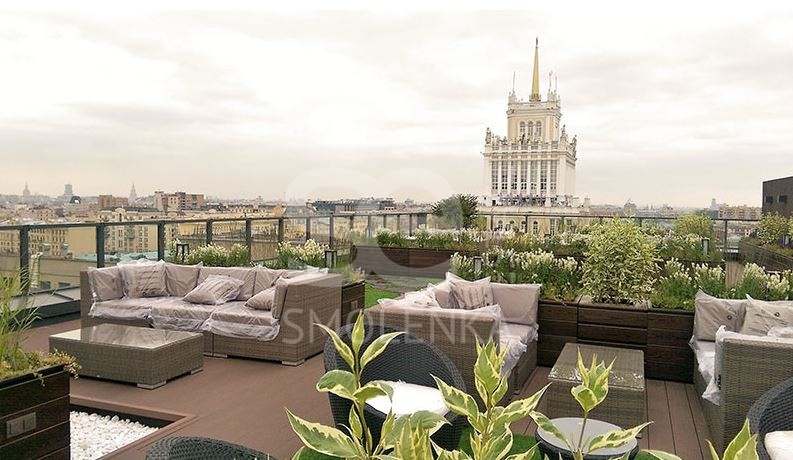 Sale Apartments, Total area 122 m2, 5 Floor, Residential Complex Квартал апартаментов Сады Пекина, Sadovaya B ul 5 s1