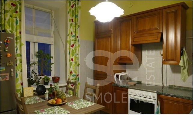 Sale Residential, Total area 120 m2, 3 Floor, Petrovka ul 19s5