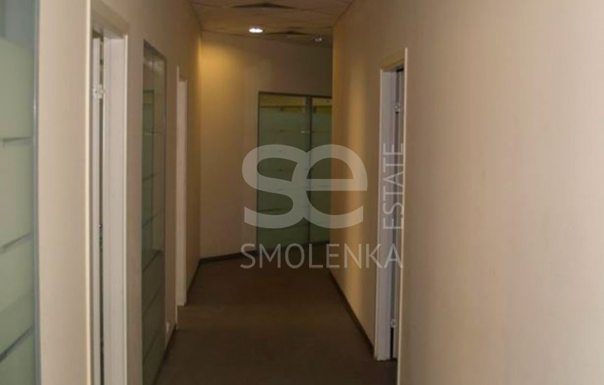 Rent Office, Total area 396.4 m2, 3 Floor, Vavilova ul 1, District Donskoy