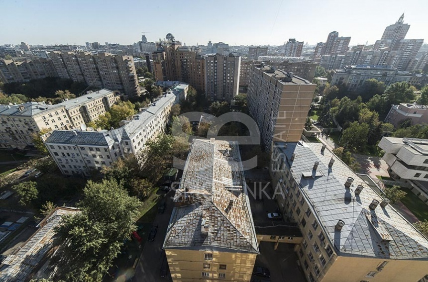 Rent Residential, Total area 86 m2, 16 Floor, Tishinskiy B per 10s1