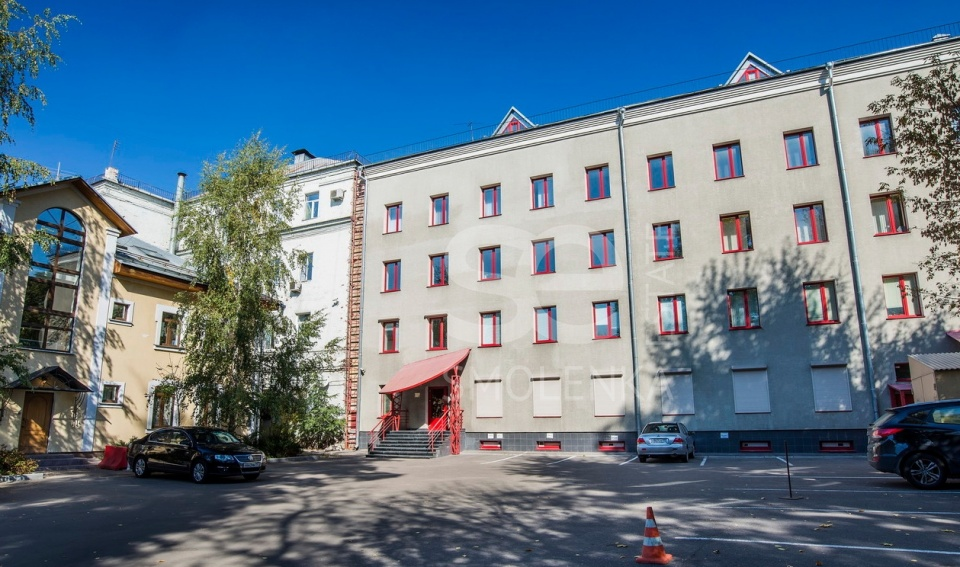 Rent Multi-purpose, Total area 491 m2, Myasnitskaya ul 46k2s1, District Basmannyy