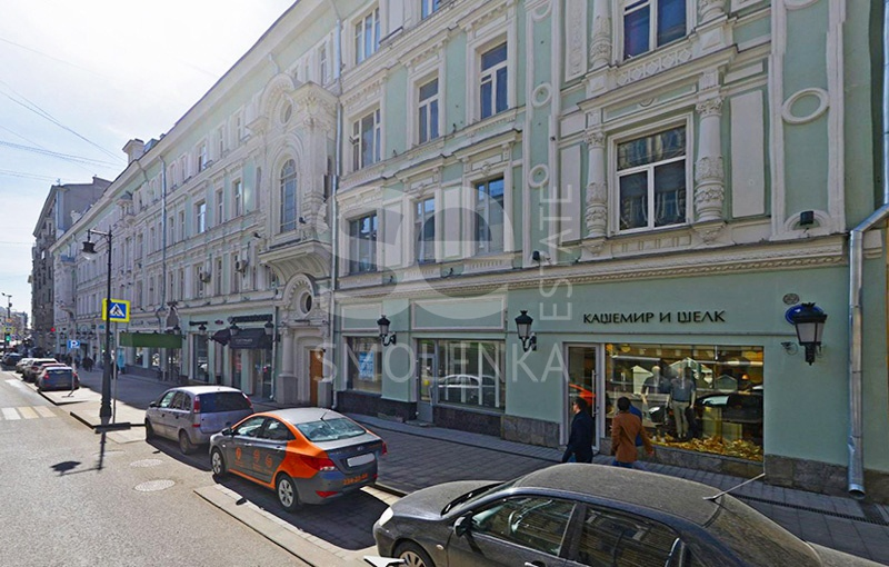 Sale Retail, Total area 429 m2, 1 Floor, Petrovka ul 19, District Tverskoy
