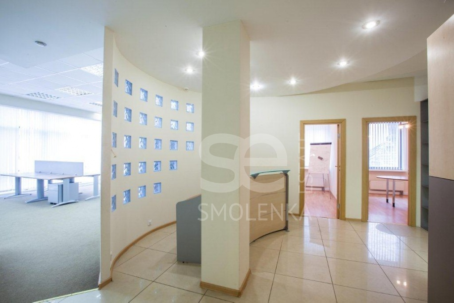 Rent Office, Total area 156.2 m2, 3 Floor, Pozharskiy per 15, District KHamovniki