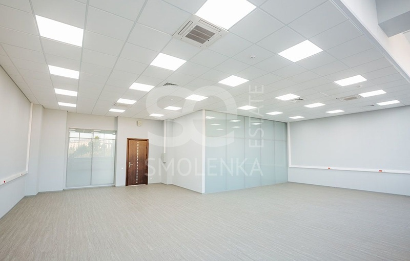 Sale Office, Total area 127.3 m2, 2 Floor, Leninskaya Sloboda ul 26, District Danilovskiy