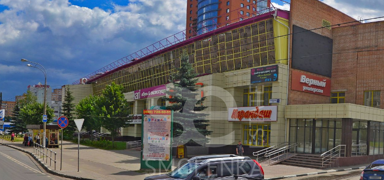 Rent Retail, Total area 740 m2, 1 Floor, Talsinskaya ul 1