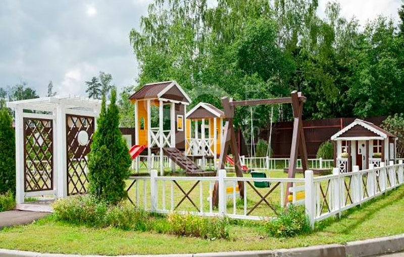 Sale Cottage, Total area 480.8 m2, Cottage Village Лион, Рублево-Успенское, Land area 20 acres