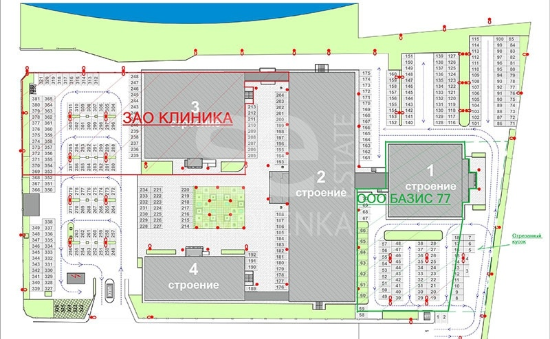 Sale Office, Total area 127.5 m2, 2 Floor, Ochakovskoe sh 28 s2, District OchakovoMatveevskoe