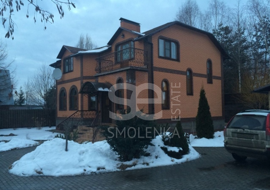 Sale House, Total area 360 m2, Cottage Village Уборы, Рублево-Успенское, Land area 10 acres