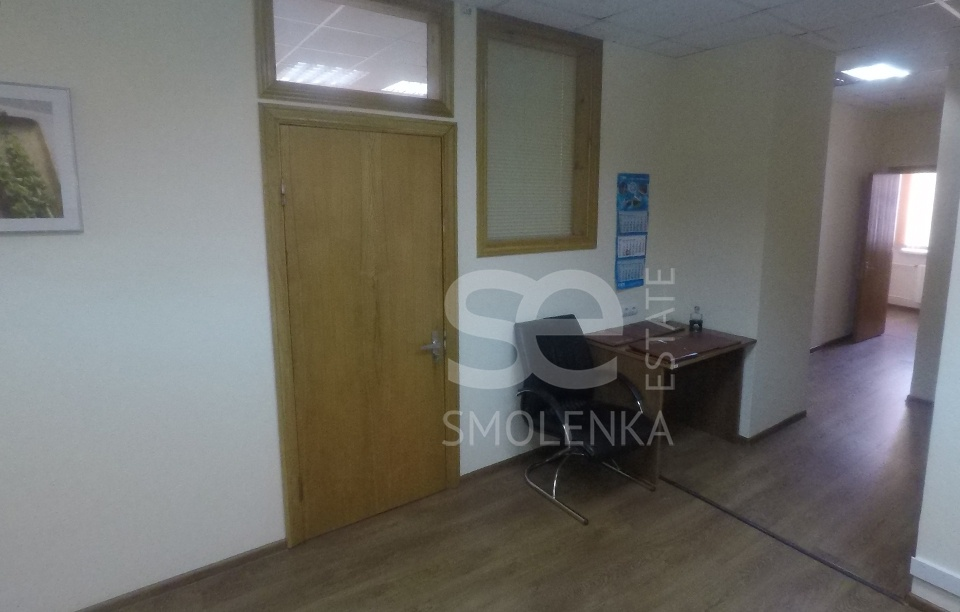 Rent Office, Total area 286 m2, 1 Floor, SHCHipok ul 926 s3, District Zamoskvoreche