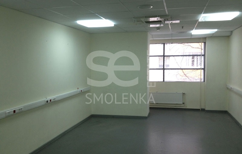 Rent Office, Total area 36.28 m2, 2 Floor, SHCHepkina ul 33, District Meshchanskiy