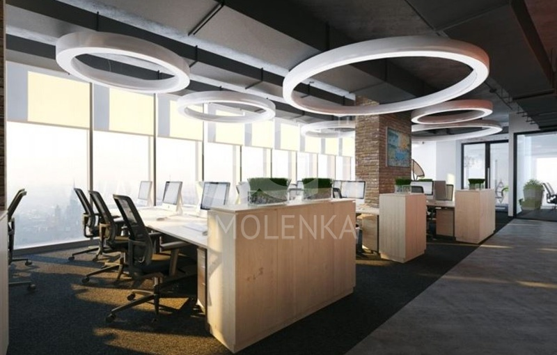Rent Office, Total area 2844.2 m2, 11 Floor, Odesskaya ul 2, District Zyuzino