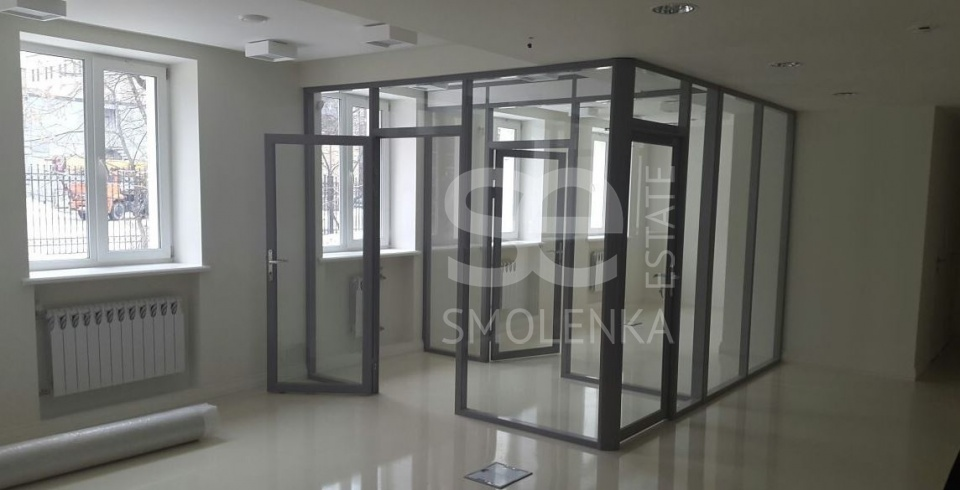 Rent Commercial building, Total area 937 m2, 1 Floor, Sovetskoy Armii ul 6 k2, District Meshchanskiy