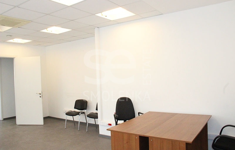 Rent Office, Total area 90 m2, 3 Floor, Lesnoy 4y per 13, District Tverskoy
