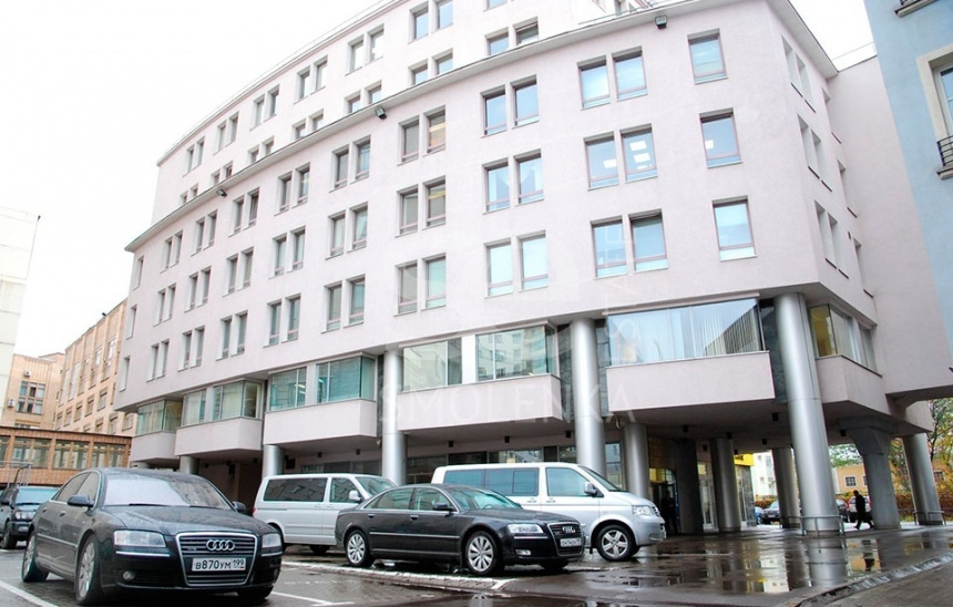 Rent Office, Total area 510.2 m2, 1 Floor, Nikoloyamskaya ul 13 s2, District Taganskiy