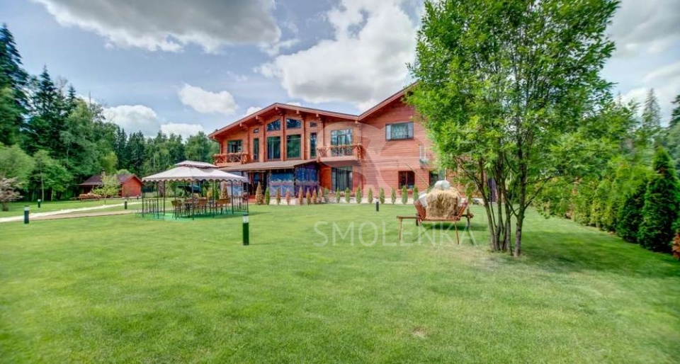 Sale House, Total area 550 m2, Cottage Village Графские Пруды, Киевское, Land area 28 acres