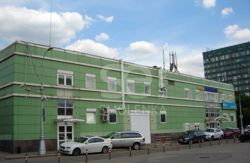 Rent Retail, Total area 550 m2, 1 Floor, Leningradskiy prkt 37 s12, District Akademicheskiy