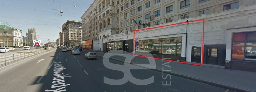 Rent Multi-purpose, Total area 190 m2, 1 Floor, Krasnoprudnaya ul 2224, District Krasnoselskiy
