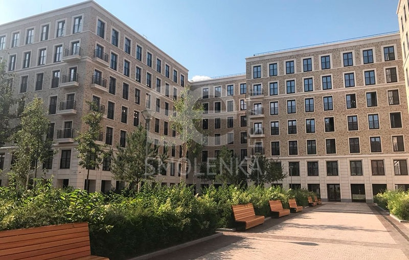 Sale Apartments, Total area 46.8 m2, 6 Floor, Residential Complex I'M, SHlyuzovaya nab 2A