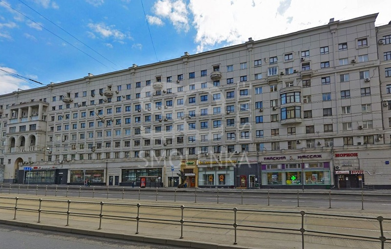 Sale Retail, Total area 112.1 m2, 1 Floor, Krasnoprudnaya ul 2224, District Krasnoselskiy