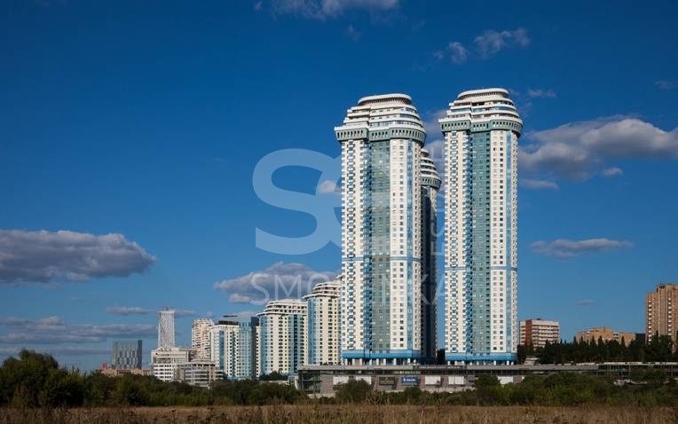 Sale Residential, Total area 145 m2, 5 Floor, Residential Complex Воробьевы Горы, Mosfilmovskaya ul 70k2