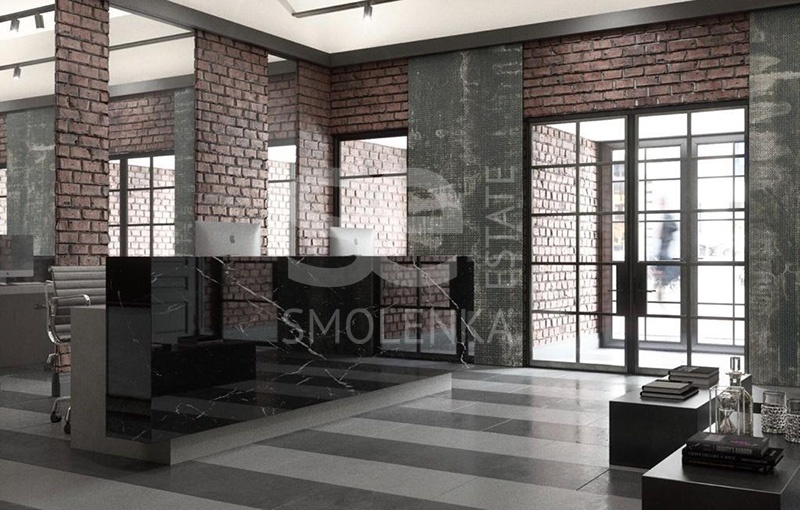 Rent Office, Total area 71 m2, 2 Floor, KHolodilnyy per 3 k1 s3, District Danilovskiy