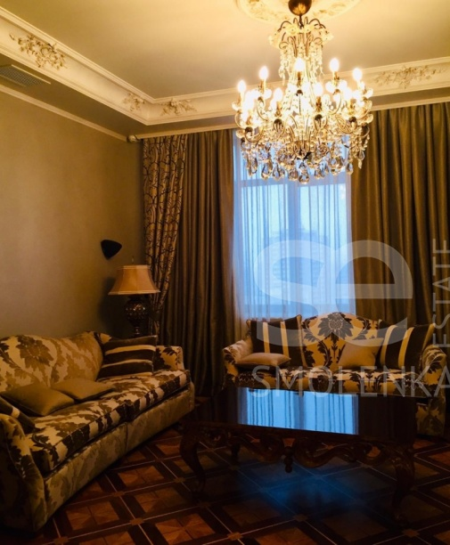 Rent Residential, Total area 153.5 m2, 15 Floor, Residential Complex Режиссер, Pyreva ul 2