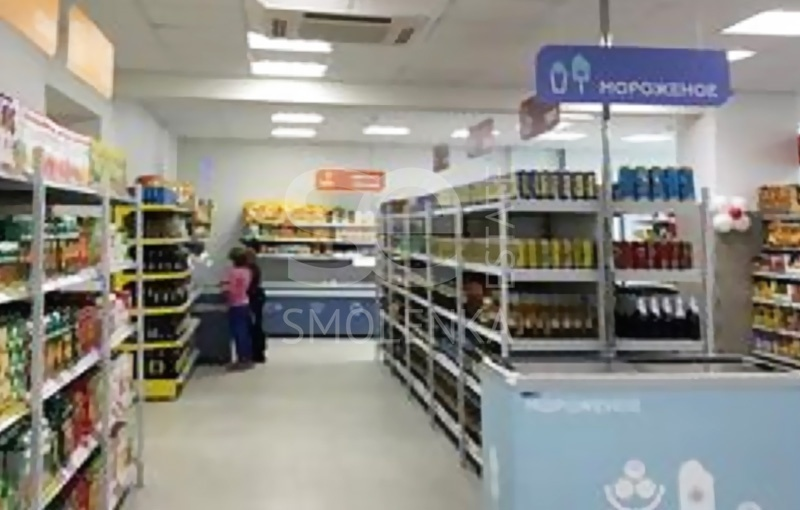 Sale Retail, Total area 1282.8 m2, 1 Floor, Molodezhnaya ul 2 A