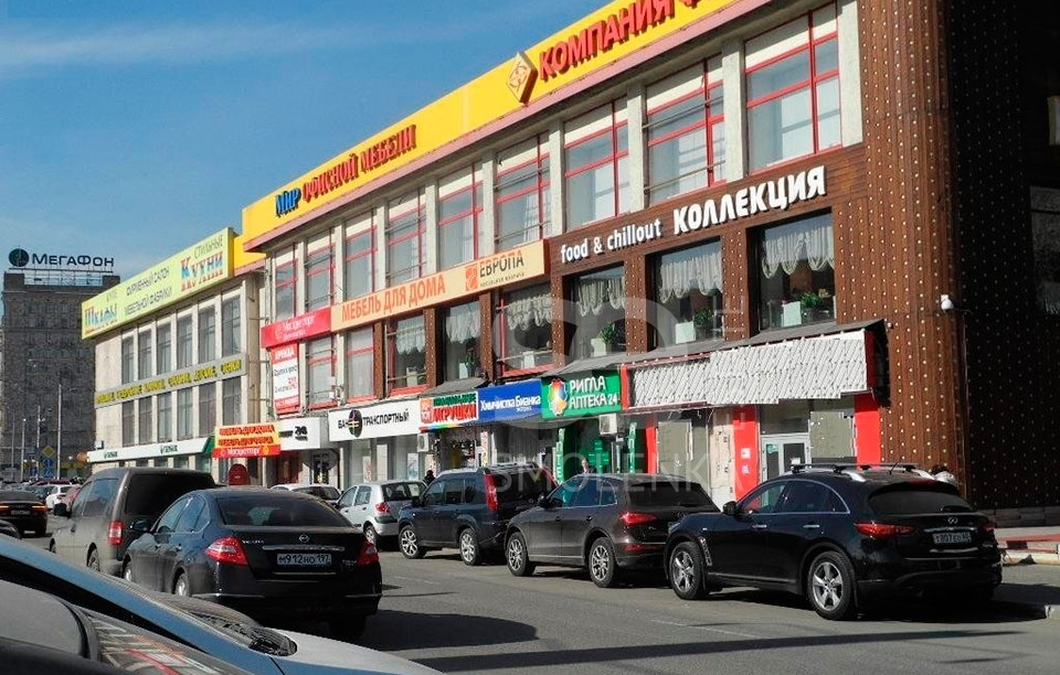 Sale Rental business, Total area 177.6 m2, 1 Floor, Kutuzovskiy prkt 36A, District Dorogomilovo