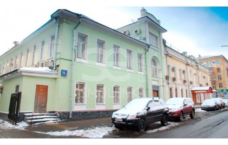 Rent Office, Total area 890 m2, 1 Floor, SHCHipok ul 18s1, District Zamoskvoreche
